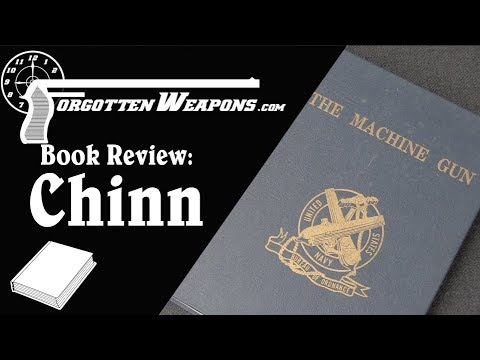connectYoutube - Book Review: Col Chinn's (Free) 5-Volume Opus on Machine Guns