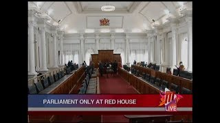 Red House Strictly For Parliamentary Business