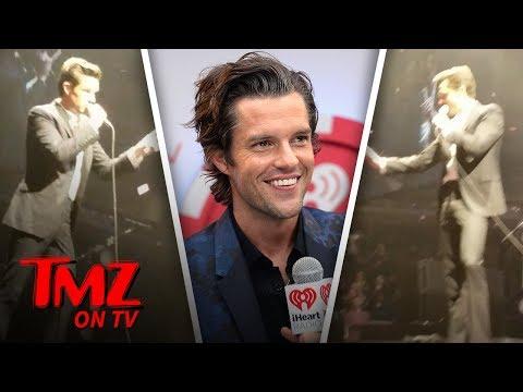 The Killers Kill A Fight In Their Crowd   TMZ TV