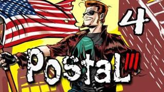 Postal III Walkthrough - Part 4 Can I Bang the Ecotologist? Let's Play
