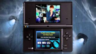 CSI Unsolved for Nintendo DS trailer