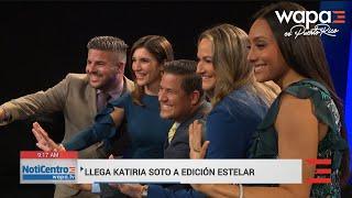 Katiria Soto se estrena hoy en NotiCentro Edición Estelar