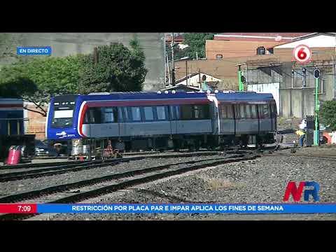 Choques de trenes nuevos dejan millonaria reparación