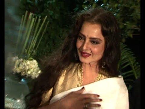 Rekha Launches 'Moda Goa: History And Style'