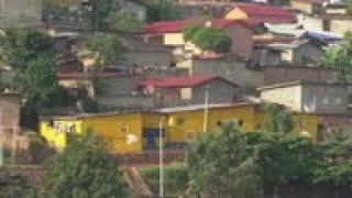 ONLY ON AP Bleak days for boy in Rwanda lockdown