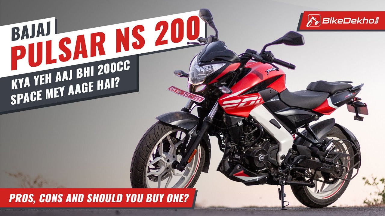 Bajaj Pulsar NS 200   Pros, Cons and Should you buy one?   Is it still good enough?   In Hindi