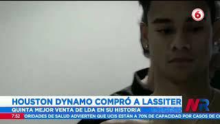 Houston Dynamo compró a Lassiter