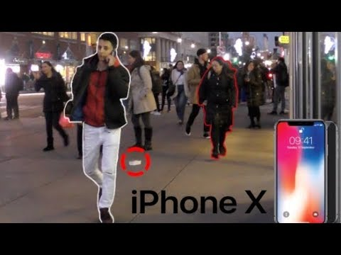 Would You Steal a iPhone X? - Social Experiment 2017