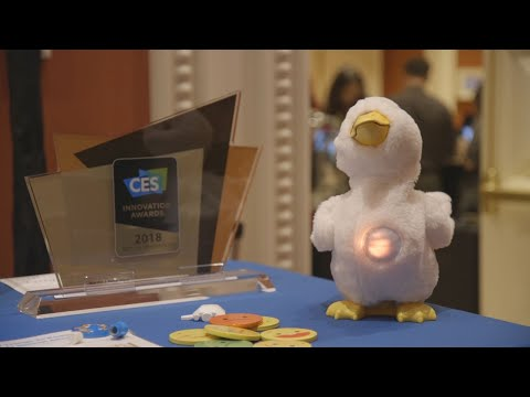 connectYoutube - This robot duck eases children through cancer treatments