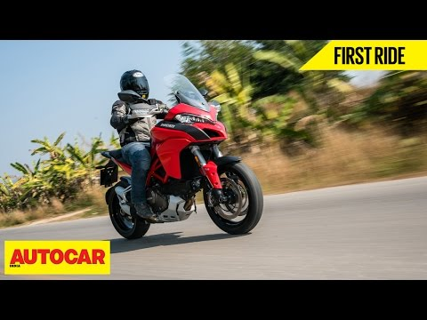 Ducati Multistrada 1200S | First Ride