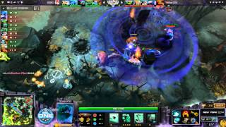 Gerg vs Complexity Game 3 - ESL One New York US Qualifier @GotCowDota