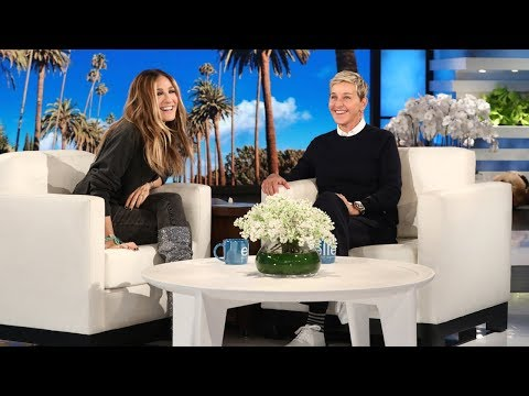 connectYoutube - Sarah Jessica Parker Wants Ellen to Play Samantha in the 'Sex and the City' Movie