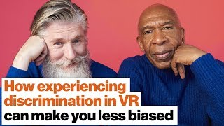 How experiencing discrimination in VR can make you less biased | Jeremy Bailenson
