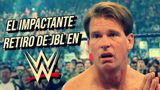¡Derrotado En Segundos!: El IMPACTANTE RETIRO de JBL en WWE