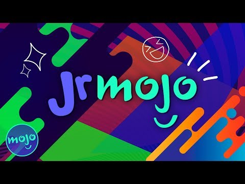 Have you seen the new JrMojo? The youngest member of the Mojo family!