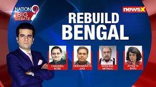 INDIA HELP #RebuildBengal NewsX - NEWSXLIVE