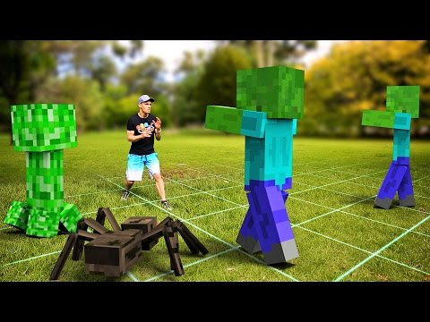 connectYoutube - Minecraft In Real Life | Future Gaming