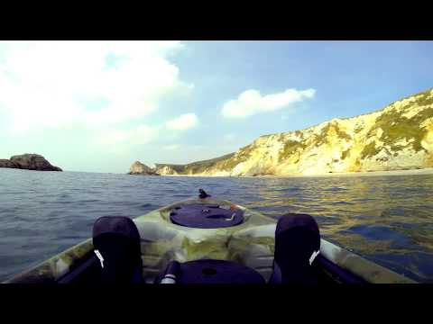 connectYoutube - Lulworth Cove / Durdle Door/ Bats Head Kayaking.