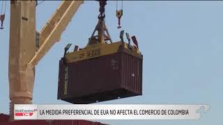 Exclusión de lista preferencial de la OMC no trae implicaciones para comercio de Colombia