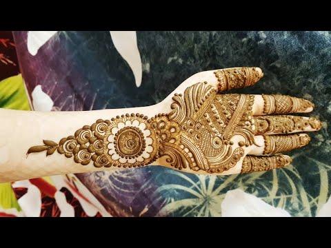 Indian Bridal Henna Designs Eid Special Henna Design For Hands
