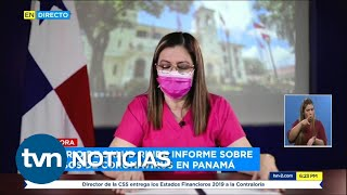 Suben a 266 fallecidos,  9,268 contagiados y 150 casos nuevos por COVID-19 en Panamá