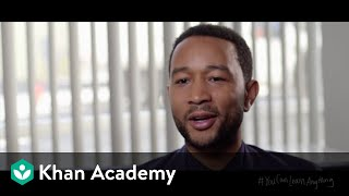 John Legend: Success through effort