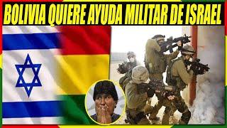 Bolivia Busca Ayuda de las Fuerzas Especiales de Israel Para Combatir a Izquierdistas Radicales
