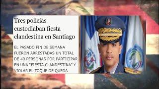 ¿Quién cuida las fiestas ilegales en el toque de queda | El Jarabe Seg-1 29/10/20