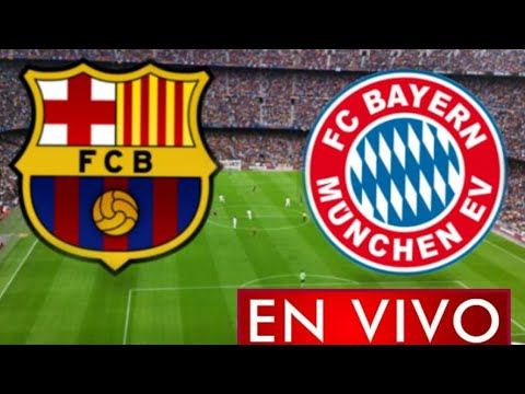 Donde ver Barcelona vs. Bayern Munich en vivo, por la Jornada 1, Champions League 2021