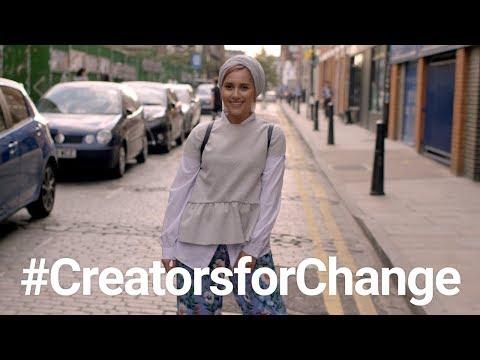 connectYoutube - YouTube Creators for Change: Dina Tokio