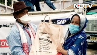 In Assam's Guwahati, 300 Senior Citizens Get Support From HelpAge India - NDTV