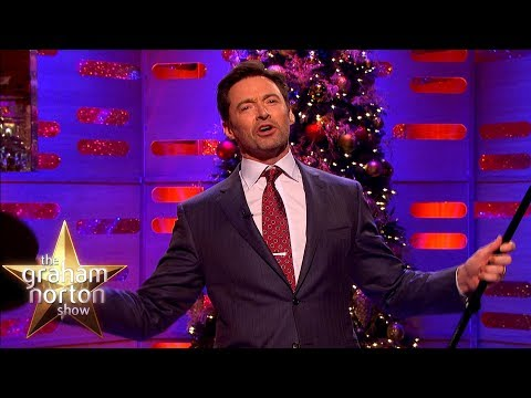 Hugh Jackman Channels P.T. Barnum from 'The Great Showman' | The Graham Norton Show