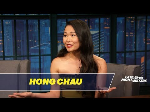 connectYoutube - Hong Chau Shares Her Story as a Refugee Coming to America