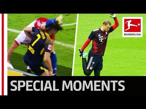 Neuer's Warm-Up Dance, Girl Power and Funny Slip-Ups - Matchday 03 Mashup