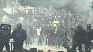 Colombia: al menos 17 muertos y 800 heridos por protestas contra una reforma tributaria