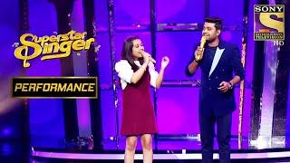 "Nishtha And Sachin's Lovely Performance On ""Kuch Kuch Hota Hai"" | Superstar Singer - SETINDIA"