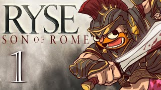 Ryse: Son of Rome - There's no place like Rome