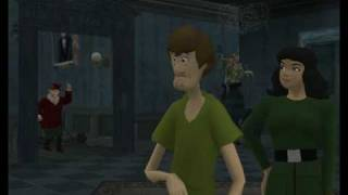 [ps2] Scooby-Doo! Night of 100 Frights cinematics. [3] HQ