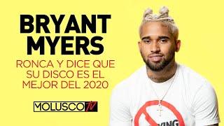 """""""BRYANT MYERS"""" RONCA CON SU DISCO """"BENDECIDO"""" Y DICE QUE ES EL MEJOR DEL 2020 ????"""