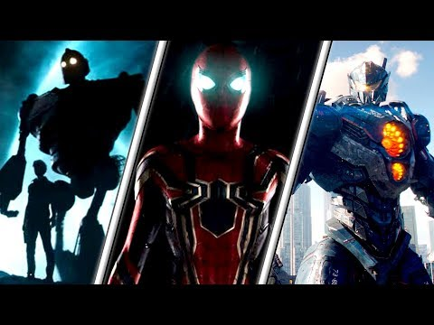 MOVIES are AWESOME (2018 edition) Best upcoming movies of 2018 Compilation Infintiry war Pacific Rim