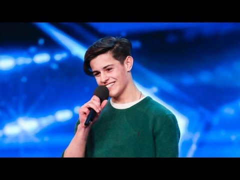 connectYoutube - TOP 5 Most Handsome Men Britain's Got Talent