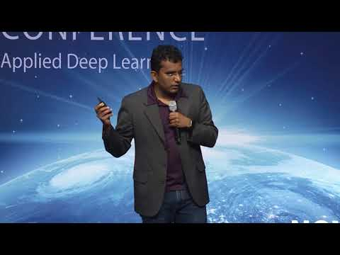 Dileep George at AI Frontiers 2017 : Opportunities and challenges for robot manipulation