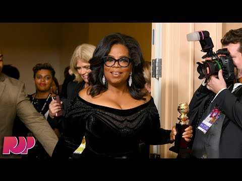 connectYoutube - Oprah For President? Yay or Nay?