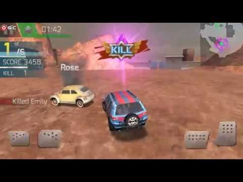connectYoutube - Demolition Derby 3D / Monster Car Crashing Games / Android Gameplay