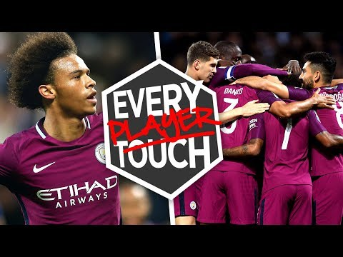 EVERY PLAYER, EVERY TOUCH! | Sane Goal vs West Brom