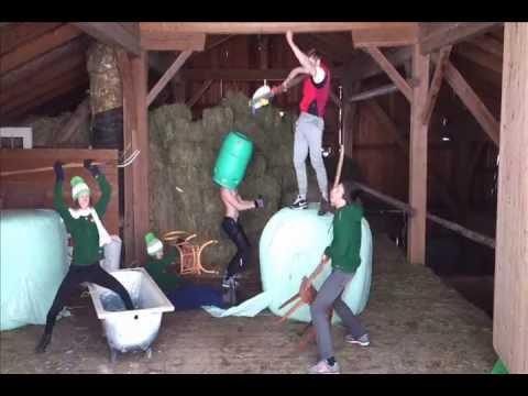 Video: Lietuviai - irgi moka smagintis
