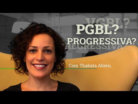 Previdência privada: PGBL ou VGBL? Tabela progressiva ou regressiva?