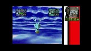 Daily Blindfolded Speedrun (7/31) | Pokemon Stadium 2 in 42:05