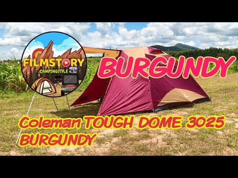 COLEMAN-TOUGH-DOME-3025-BURGUN