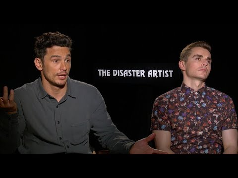 Dave & James Franco Break Down Playing Real Life Weirdos Tommy Wiseau and Greg Sestero